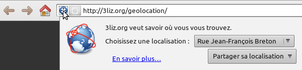 FF4 notification with Geolocater
