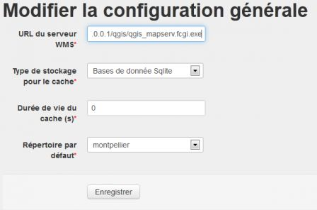 Test LizMap on Windows with OSGEO4W - ReLucBlog